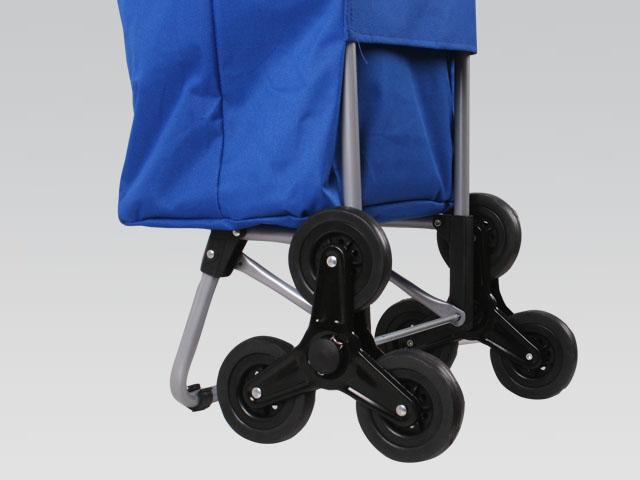 3 farben einkaufstrolley treppentrolley kistentrolley einkaufswagen 3 r der ebay. Black Bedroom Furniture Sets. Home Design Ideas
