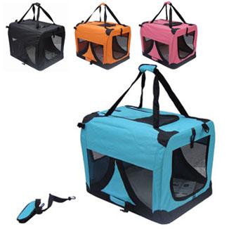 faltbare transportbox hundebox hundetransportbox box 4. Black Bedroom Furniture Sets. Home Design Ideas