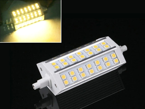 r7s 118mm 42 smd led leuchtmittel warm wei halogenstab stab fluter 10w 224097 ebay. Black Bedroom Furniture Sets. Home Design Ideas