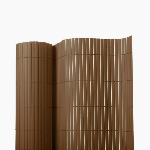 pvc sichtschutz sichtschutzmatte zaun windschutz f garten. Black Bedroom Furniture Sets. Home Design Ideas