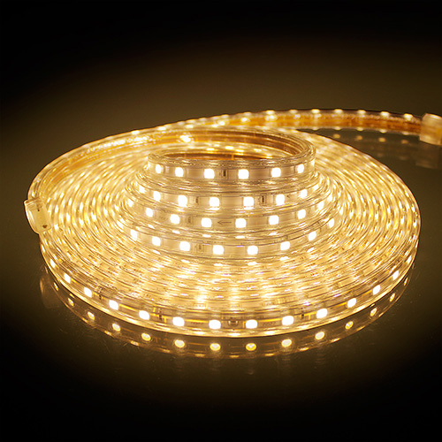230v led strip lichtleiste 5050 smd lichtband licht schlauch streifen ebay. Black Bedroom Furniture Sets. Home Design Ideas