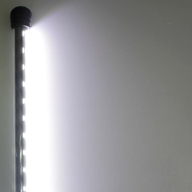 aquarium mondlicht led lampe wasserdicht aquarium beleuchtung kaltwei 48 88cm. Black Bedroom Furniture Sets. Home Design Ideas