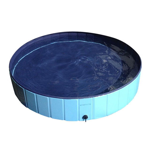 Pet pool dog pool swimming pool portable tough and sturdy for Swimming pool 120 cm tief