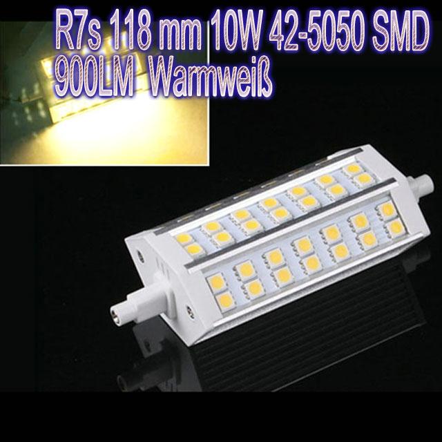 led lampe r7s j 78 118 189mm 5 10 15w strahler warm kaltwei dimmbar nb0032 ebay. Black Bedroom Furniture Sets. Home Design Ideas