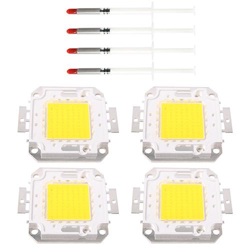 4x-10-20-30-50-70-100W-LED-Chip-f-Flutlicht-Fluter-Strahler-m-Waermeleitpaste-22