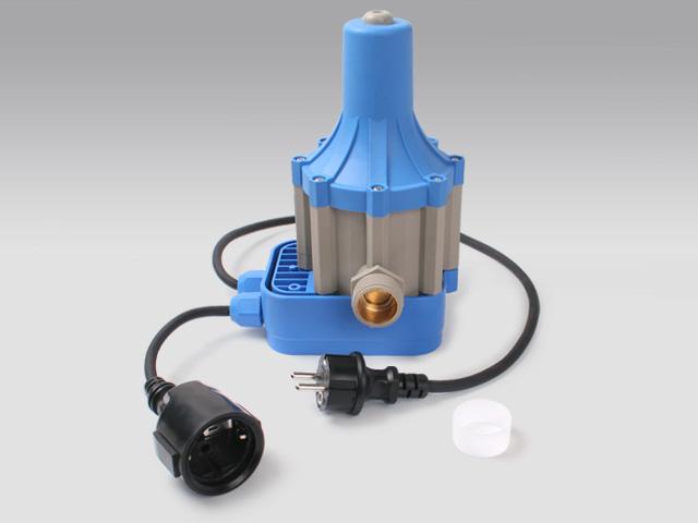 neu pumpensteuerung druckschalter presscontrol pumpe mit stromkabel nb1919 ebay. Black Bedroom Furniture Sets. Home Design Ideas