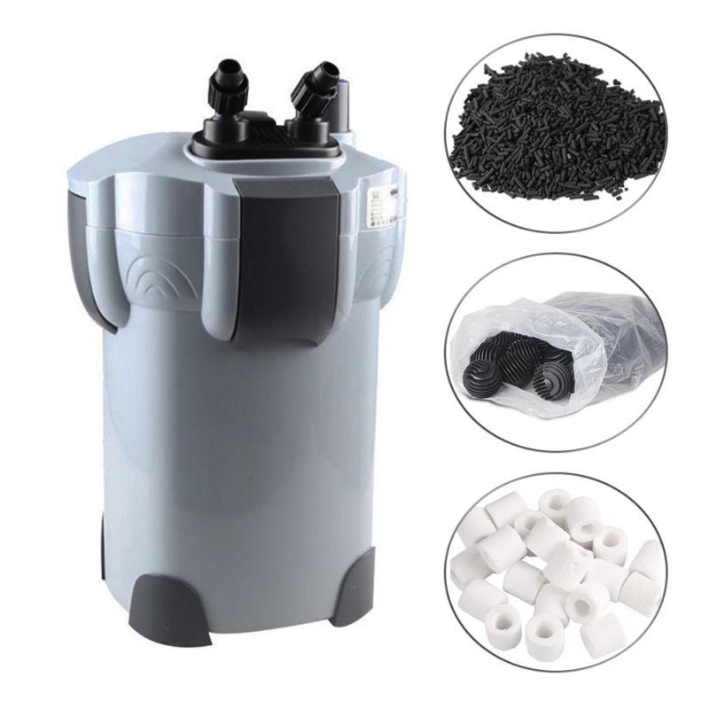 filtre ext rieur aquarium clearwater filtre avec 9w lampe