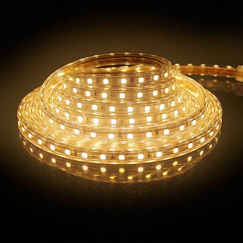 230v led strip lichtleiste 5050 smd lichtband licht schlauch streifen ebay. Black Bedroom Furniture Sets. Home Design Ideas