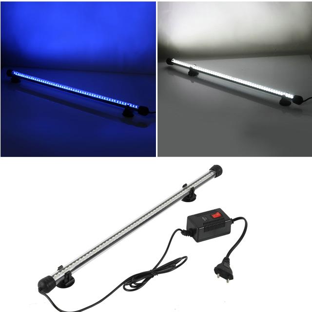 Acquario luce lunare led lampada impermeabile for Lampada acquario